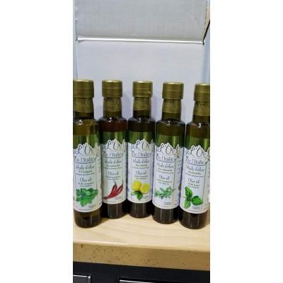 Huile d'olive extra vierge à L'Origan