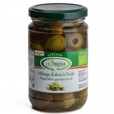 Olives appéritivo biologiques